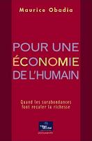 Pour une économie de l'humain, de Maurice Obadia